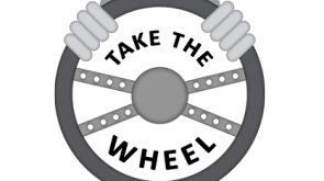 Take the Wheel Logo