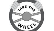 Take the Wheel Logo